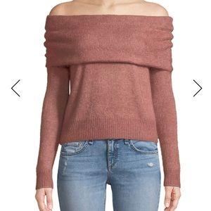 "Rag & Bone ""Mimi"" sweater in mohair-blend XS"